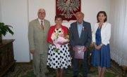 3 pary z Gminy Sośno świętowały Złote Gody