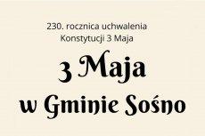 3 Maja w Gminie Sośno - fotorelacja