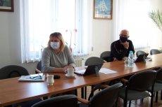 Relacja z posiedzeń komisji rady gminy w okresie międzysesyjnym - kwiecień 2021