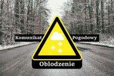 Ostrzeżenie meteorologiczne Nr 19/2021 - Oblodzenie