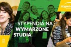 Stypendia pomostowe na I rok studiów – 2021