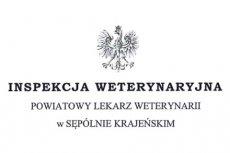 Pismo Powiatowego Lekarza Weterynarii w Sępólnie Krajeńskim dot. HPAI